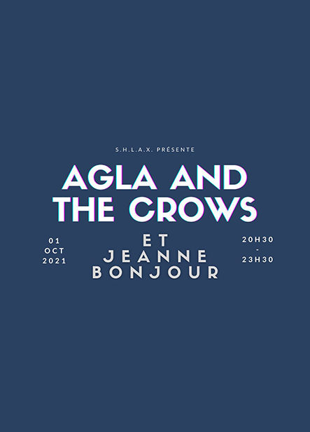 AGLA & The Crows – Release party